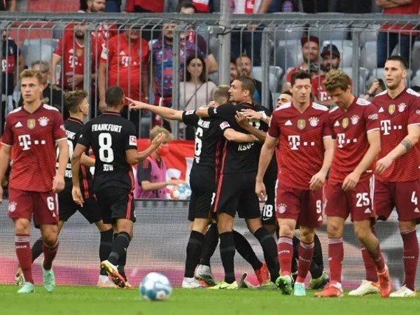Pelatih Bayern Munich Sakit Hati Dikalahkan Frankfurt