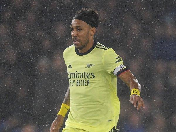 Pierre-Emerick Aubameyang tampil mengecewakan melawan Brighton