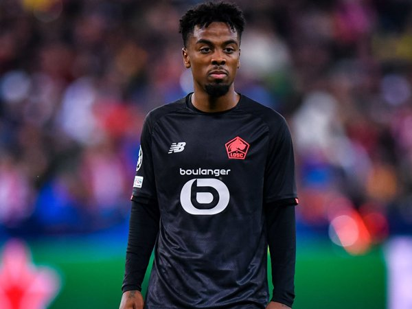 Pemain Lille, Angel Gomes.