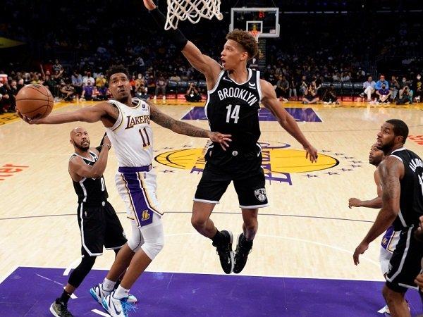 Anthony Davis heran Los Angeles Lakers bisa dapatkan Malik Monk dengan mudah.