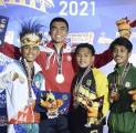 Bek Muda Persija Jakarta Raih Medali Emas PON XX Papua Cabor Muaythai