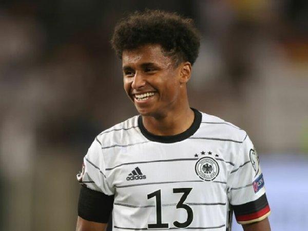 Borussia Dortmund incar Karim Adeyemi dari RB Salzburg