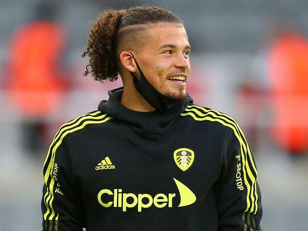 Gelandang Leeds United, Kalvin Phillips.