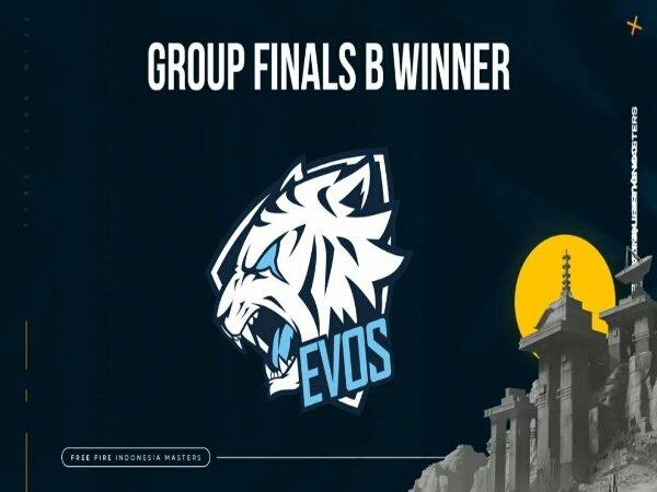 Hattrick Booyah Antarkan EVOS Immortal ke Play-ins FFIM 2021 Fall