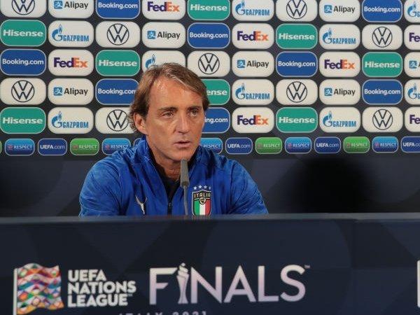 Italia Tidak Puas dengan Piala Eropa, Mancini Ingin Lebih Banyak Trofi