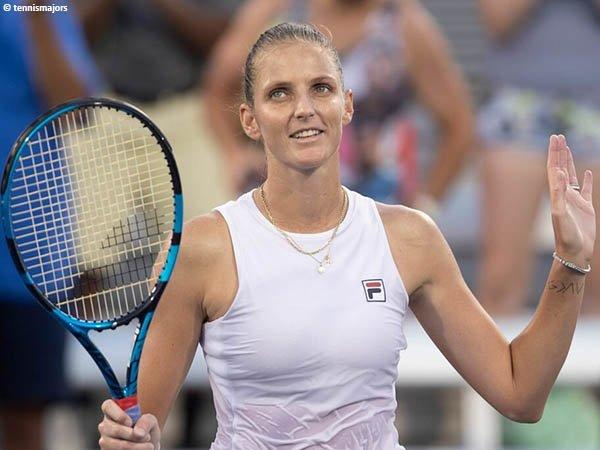 Karolina Pliskova terkualifikasi di WTA Finals untuk kali kelima