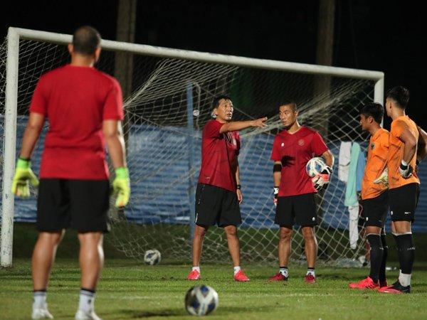 Tiga asisten pelatih timnas Indonesia mulai dampingi Shin Tae-yong di Thailand