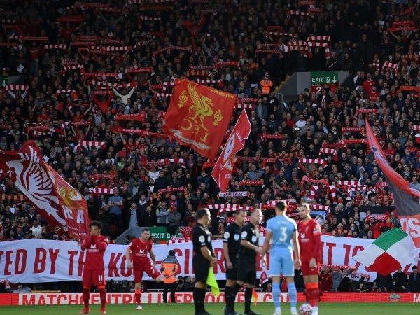 Liverpool Punya Bukti Terkait Dugaan Insiden Meludah di Anfield