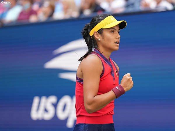 Emma Raducanu tambah satu turnamen jelang akhir musim 2021