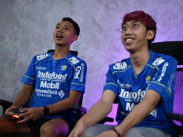 Persib Bandung ke Final Champions eFootball, Indra Tajusa Mohon Doa Bobotoh