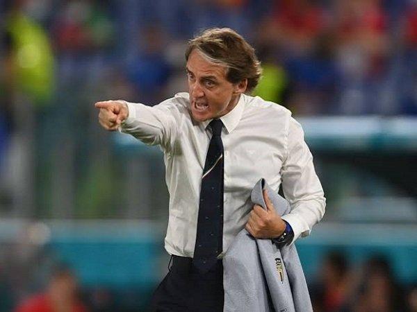 Juarai UEFA Nations League takkan mudah untuk Italia, klaim Roberto Mancini.