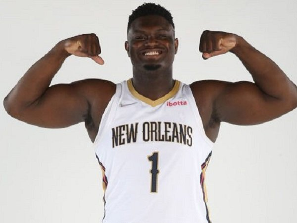 Pemain andalan New Orleans Pelicans, Zion Williamson. (Images: Getty)