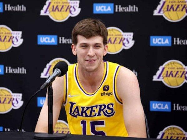 Pemain rookie Los Angeles Lakers, Austin Reaves.(Images: Getty)