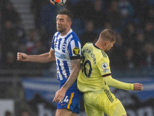 Duffy Kecewa Penampilan Dominan Brighton Tidak Hasilkan Tiga Angka