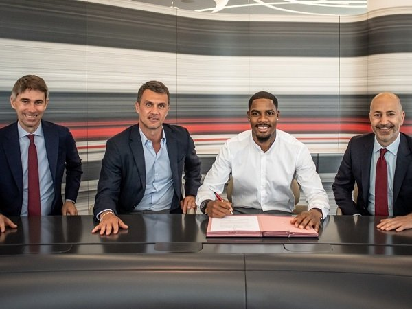 Gasperini Puji Reaksi AC Milan Atasi Kepergian Pemain Kunci