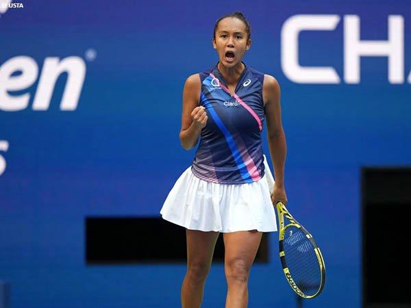 Leylah Annie Fernandez kantongi saran berharga dari Maria Sharapova