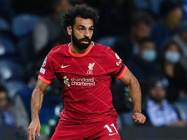 Striker Liverpool, Mohamed Salah.