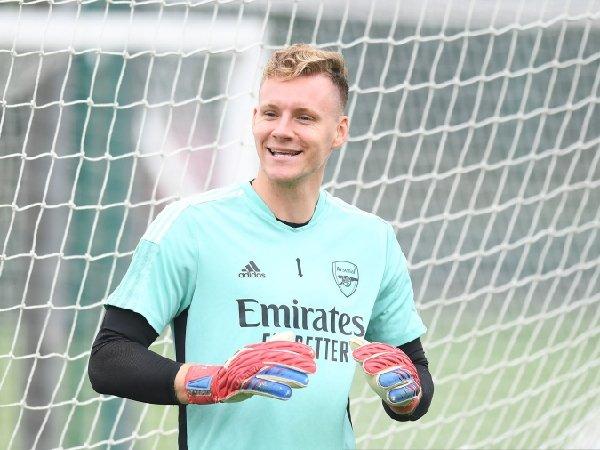 Bernd Leno kehilangan tempatnya di Arsenal
