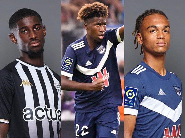 Tiga Pencetak Gol Termuda di Ligue 1 Musim Ini