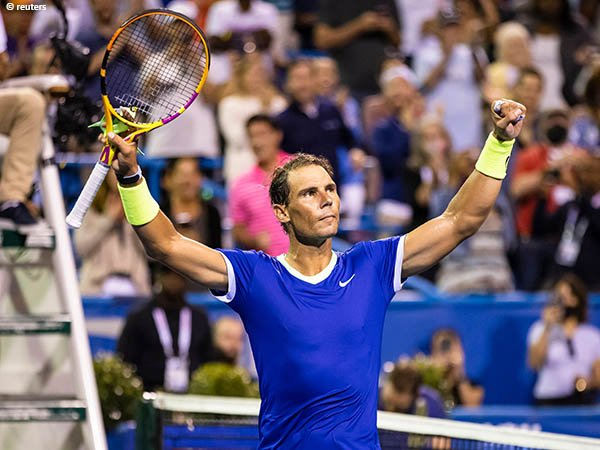 Toni Nadal beberkan perkembangan kondisi keponakannya, Rafael Nadal