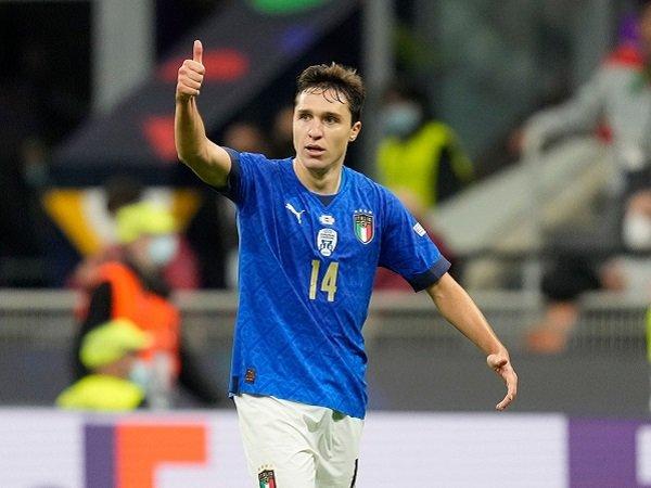 Federico Chiesa klaim Spanyol kalahkan Italia dengan pantas.