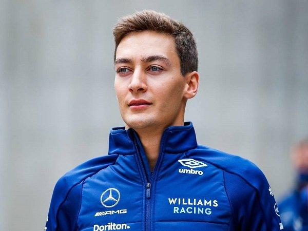 George Russell incar hasil positif lagi di GP Turki.