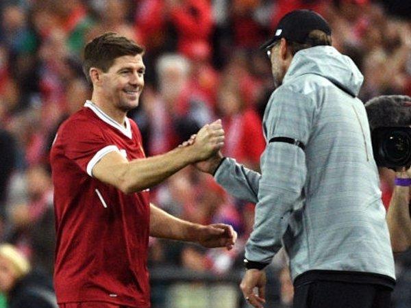Gerrard Jadi Pemain 'Impian' Klopp di Liverpool