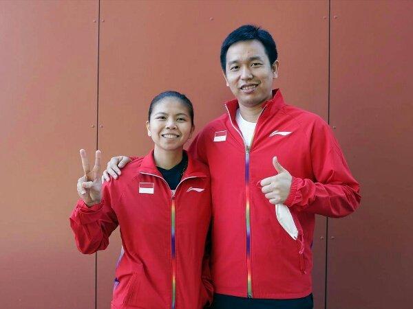 Hendra Setiawan dan Greysia Polii Jadi Kapten Tim Piala Thomas & Uber