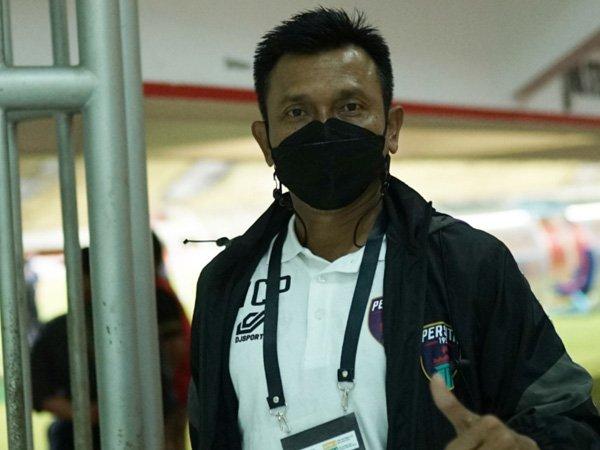 Pelatih Persita Tangerang, Widodo C Putro