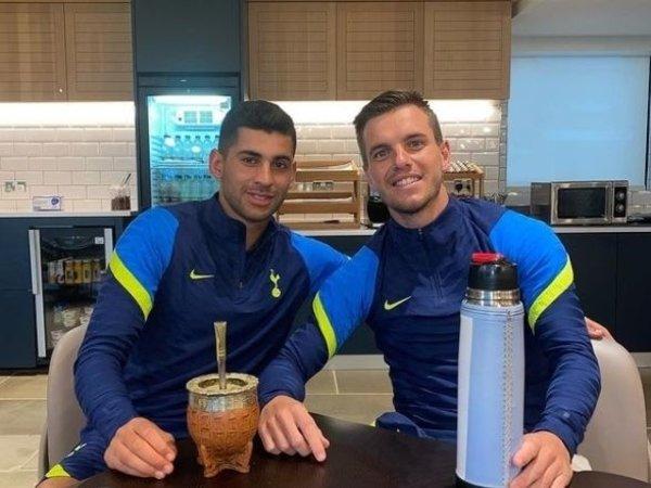 Cristian Romero dan Giovani Lo Celso diperkirakan bakal absen saat Tottenham bertandang ke markas Newcastle di pekan kedelapan Premier League tanggal 17 Oktober mendatang / via Istimewa
