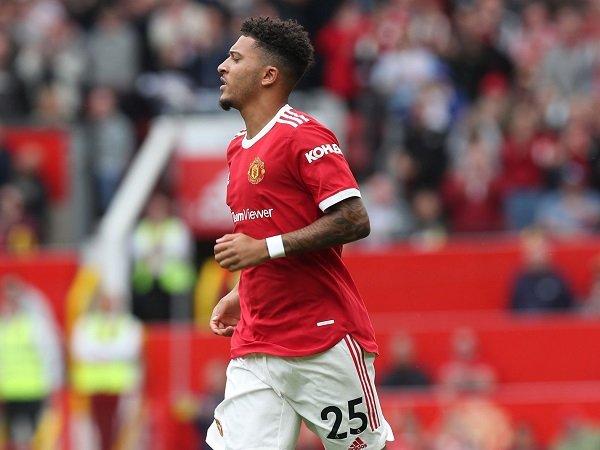 Luke Shaw meyakini bahwa Jadon Sancho akan sukses di Manchester United.