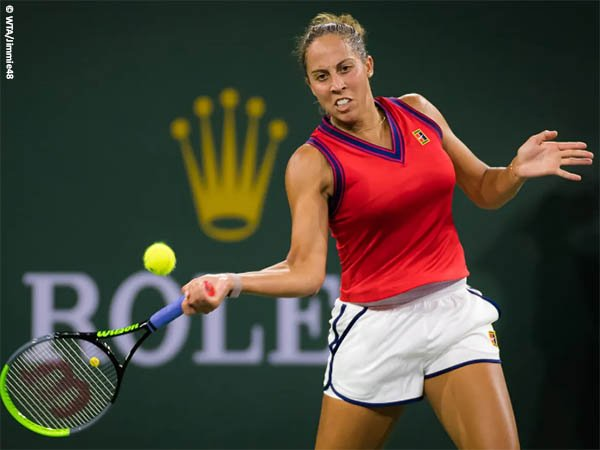 Madison Keys kandaskan Kaia Kanepi di Indian Wells 2021