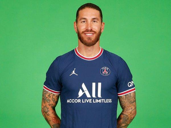 Bek Paris Saint-Germain, Sergio Ramos.