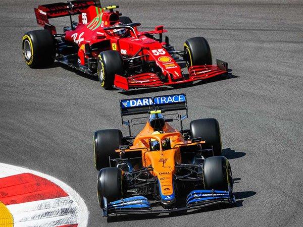 Norris Ingin Bergabung dengan Ferrari?