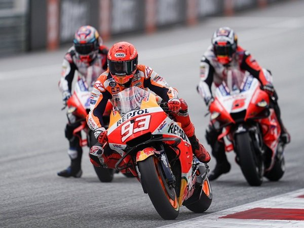 Indonesia bakal gelar balapan MotoGP di tahun 2022.