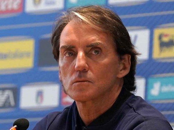 Roberto Mancini berharap kekalahan dari Spanyol berikan kekuatan kepada Italia.
