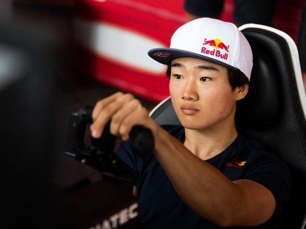 Yuki Tsunoda terus berlatih agar tak kecewakan manajemen tim.
