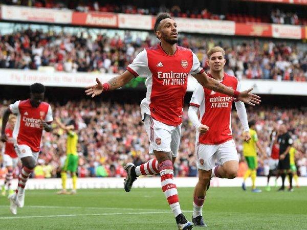 Arsenal berhasil keluar dari performa buruk di awal musim