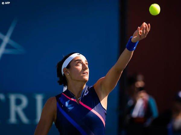 Caroline Garcia bukukan satu tempat di babak kedua BNP Paribas Open 2021