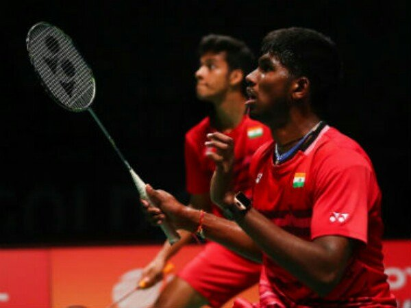 Chirag Shetty Optimistis India Bawa Pulang Medali Piala Thomas