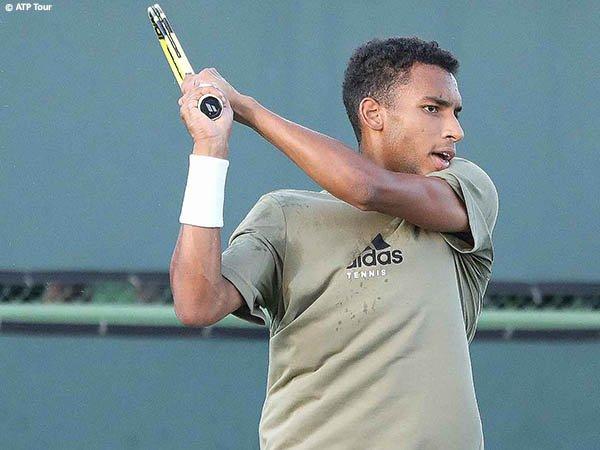 Felix Auger Aliassime berharap raih kesuksesan di Indian Wells musim 2021