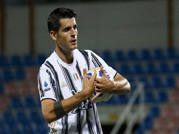 Juventus negosiasikan harga Morata