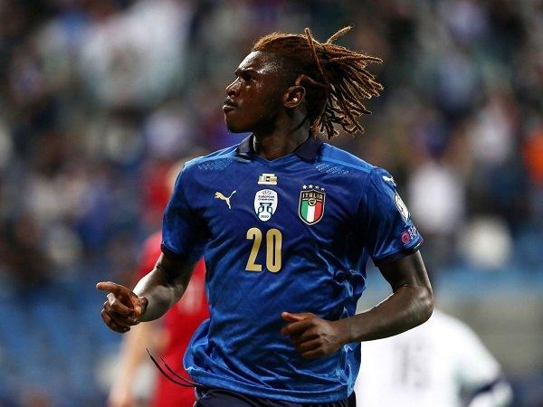 Moise Kean bisa dipulangkan secara prematur ke Juventus.