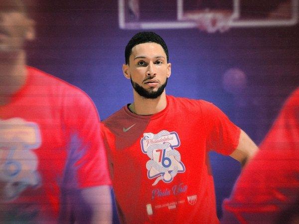 Philadelphia 76ers tunjukkan minat untuk tukar Ben Simmons ke Indiana Pacers.