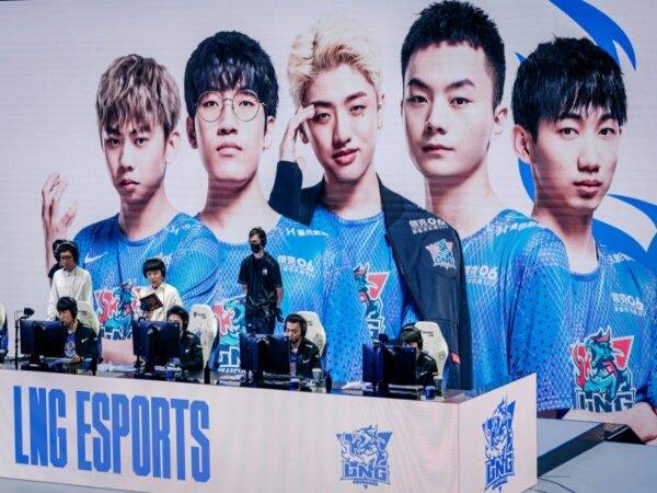 Tanpa Kekalahan di Play-ins, LNG Esports Lolos ke Babak Grup Worlds 2021