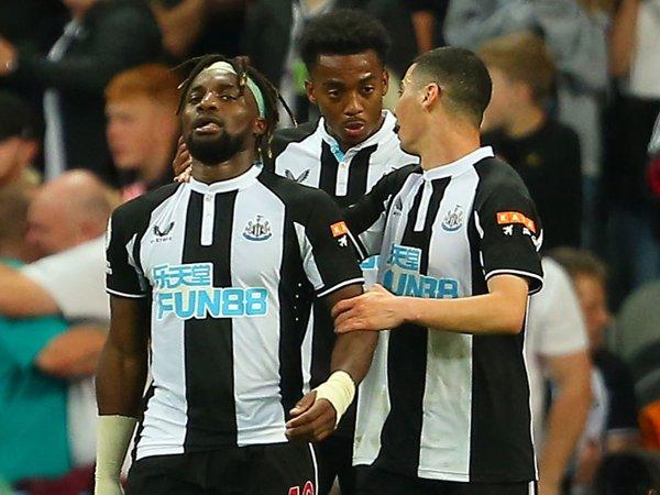 Pemain Newcastle United.