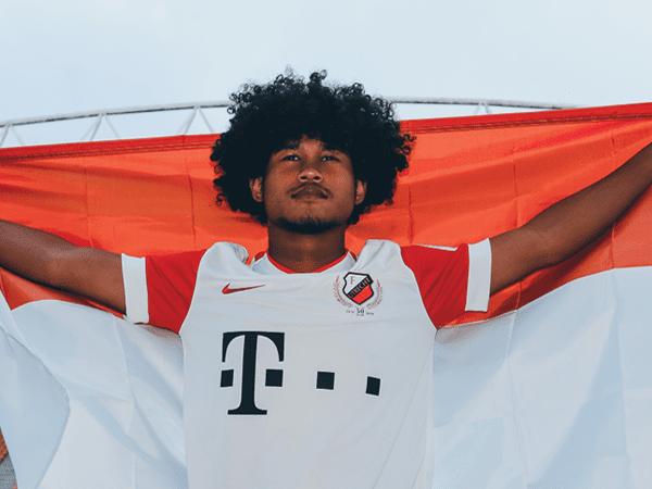 Amiruddin Bagus Kahfi dipanggil TC timnas Indonesia U-23