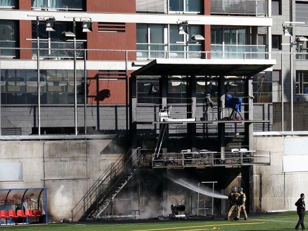 Inggris Melawan Andorra Tetap Berlanjut Meski Terjadi Kebakaran di Stadion