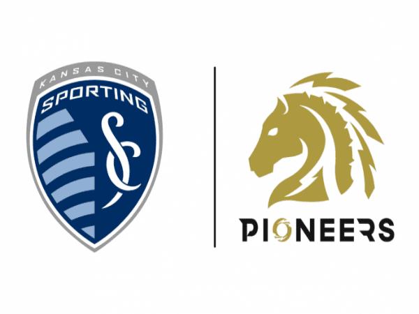 Klub MLS Sporting KC Bermitra dengan Kansas City Pioneers