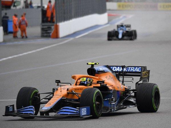 Lando Norris bertekad perbaiki kesalahannya di GP Turki.